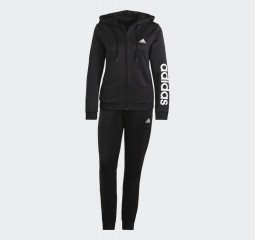 Adidas Essentials Logo French Terry Tracksuit GM5575