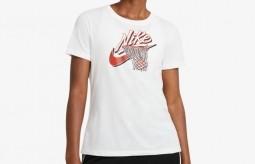 Nike majica Women Swoosh Tee DB6195-100