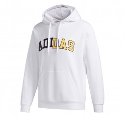 Adidas duks COLLEGIATE CLASH GRAPHIC HOODIE GE5509