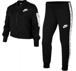 Nike G NSW TRK SUIT TRICOT CU8374-010